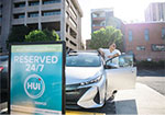 "TOYOTA Connected North America developed an easy-to-use mobile app for ""Hui"", a new car sharing service in Hawaii."